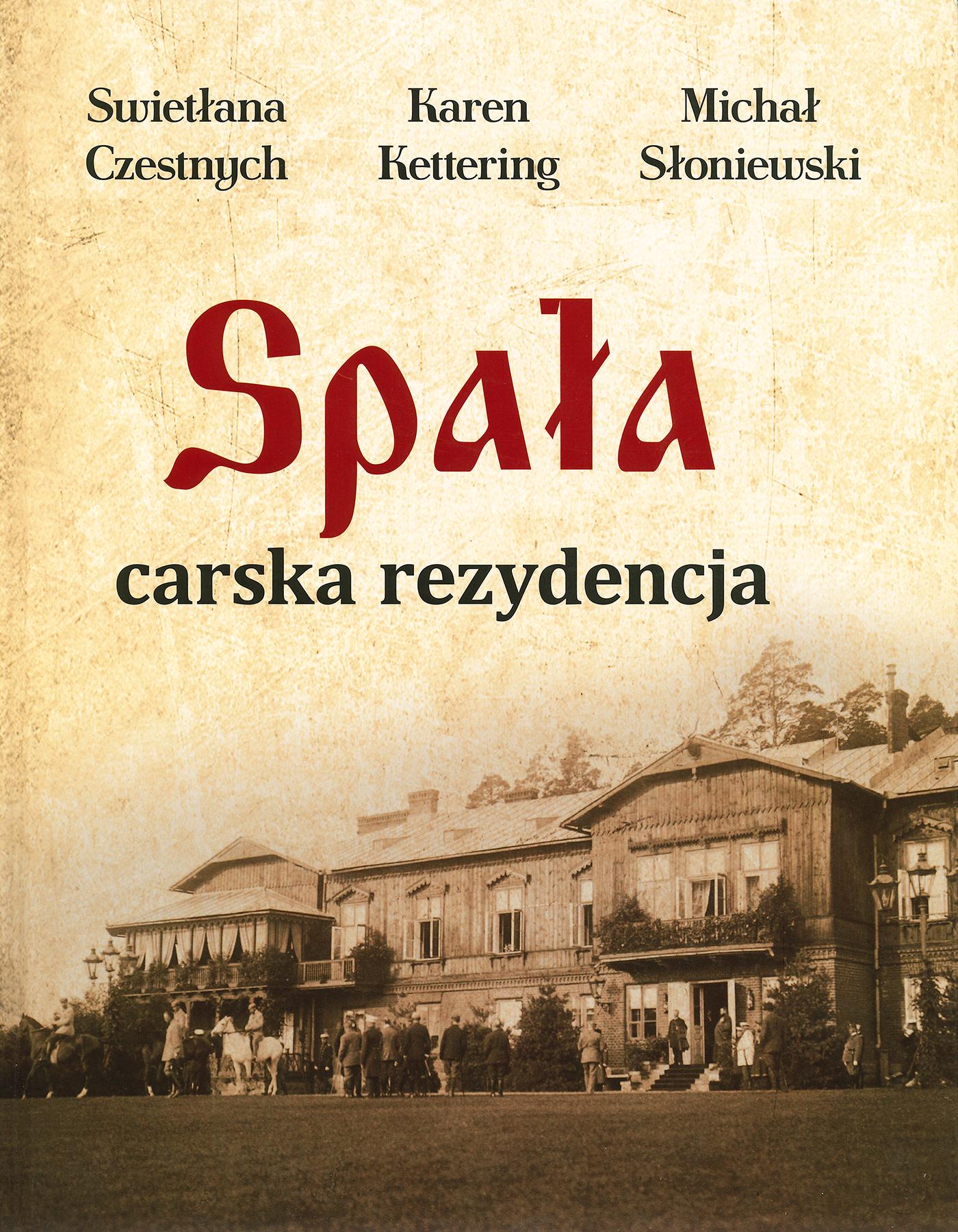 spala_carska-rezydencja_okladka