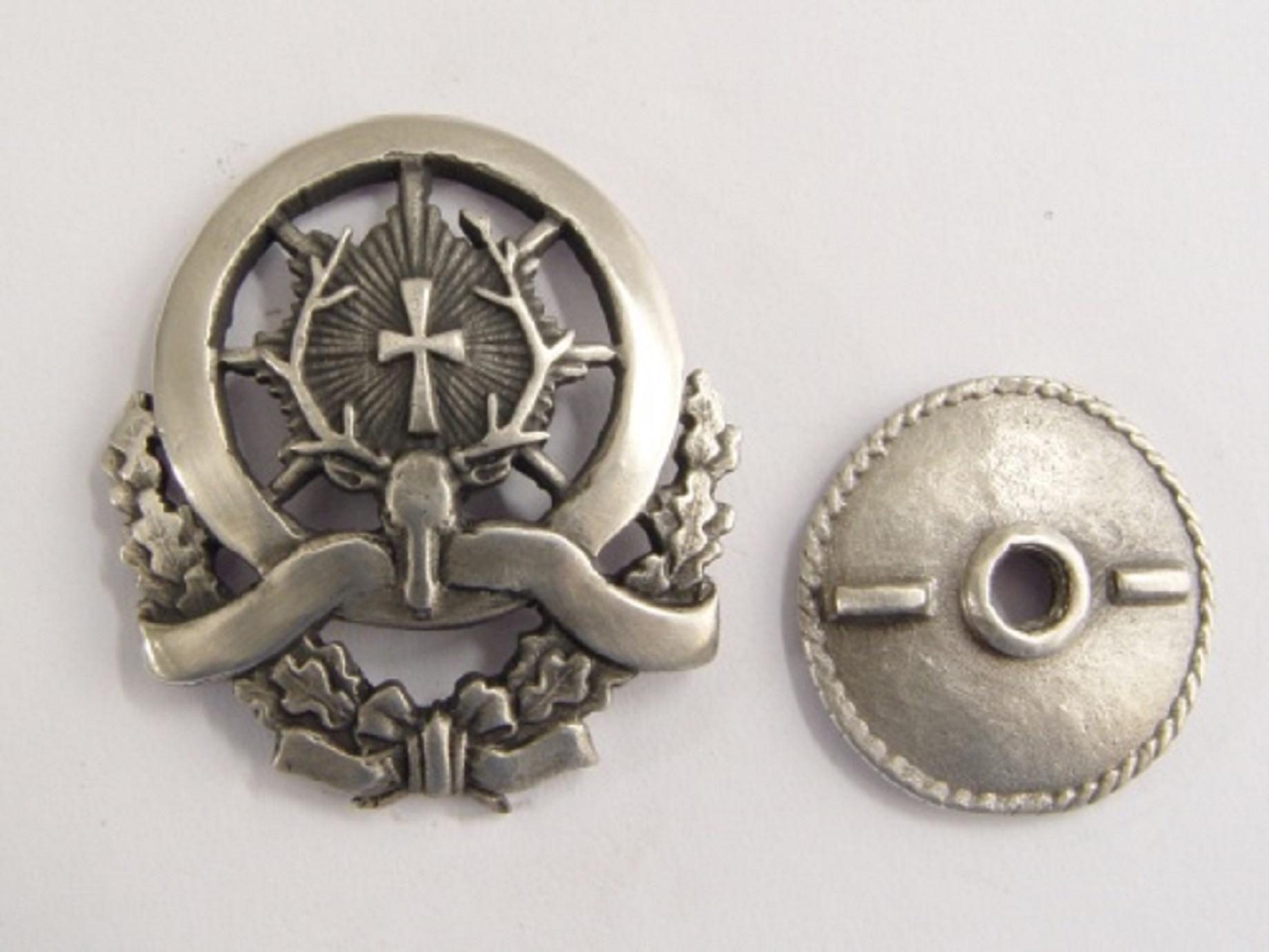 Srebro odznaka